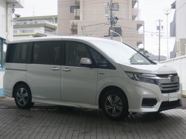「ホンダ」「ステップワゴンスパーダ」「ミニバン・ワンボックス」「愛知県」の中古車6