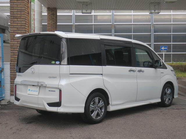 「ホンダ」「ステップワゴンスパーダ」「ミニバン・ワンボックス」「愛知県」の中古車8