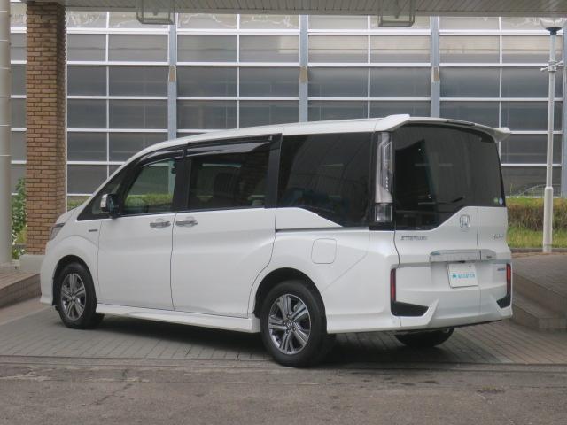 「ホンダ」「ステップワゴンスパーダ」「ミニバン・ワンボックス」「愛知県」の中古車9