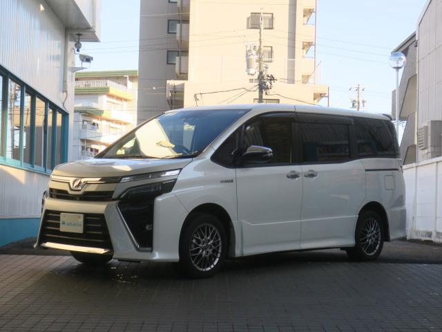「トヨタ」「ヴォクシー」「ミニバン・ワンボックス」「愛知県」の中古車7