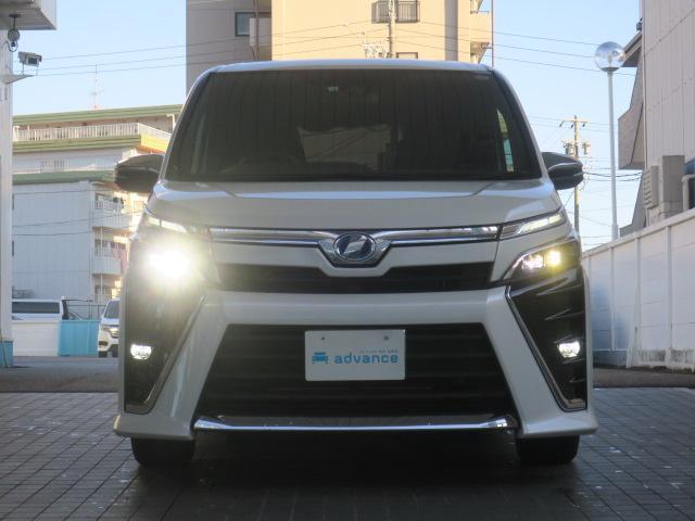 「トヨタ」「ヴォクシー」「ミニバン・ワンボックス」「愛知県」の中古車27