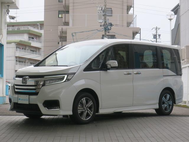 「ホンダ」「ステップワゴンスパーダ」「ミニバン・ワンボックス」「愛知県」の中古車7