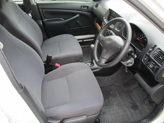 トヨタ プロボックスバン DXコンフォートパッケージ タイミングチェーン式 キーレス