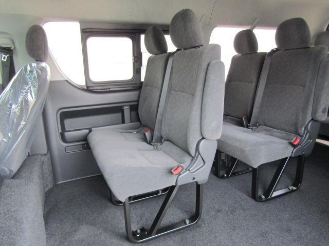 GL新車未登録 11型フリップダウン ナビTV AC100V(10枚目)