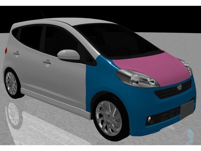 ベースグレード ターボ エアロ HID オートライト Bluetooth対応 ドライブレコーダー(5枚目)