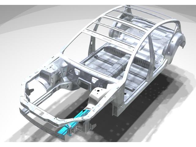 クーパーSD クロスオーバー オール4 ターボ 4WD HDDナビ Bluetooth対応 ドライブレコーダー バックカメラ ETC2.0 LEDヘッドランプ オートライト クリアランスソナー 電動リアゲート ルーフレール(6枚目)