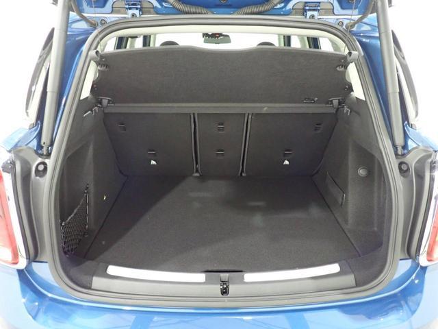 クーパーSD クロスオーバー オール4 ターボ 4WD HDDナビ Bluetooth対応 ドライブレコーダー バックカメラ ETC2.0 LEDヘッドランプ オートライト クリアランスソナー 電動リアゲート ルーフレール(14枚目)