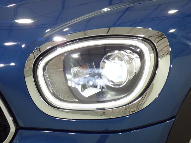 クーパーSD クロスオーバー オール4 ターボ 4WD HDDナビ Bluetooth対応 ドライブレコーダー バックカメラ ETC2.0 LEDヘッドランプ オートライト クリアランスソナー 電動リアゲート ルーフレール(53枚目)