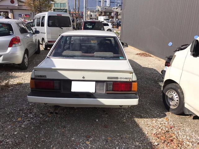トヨタ カリーナ GT-TR