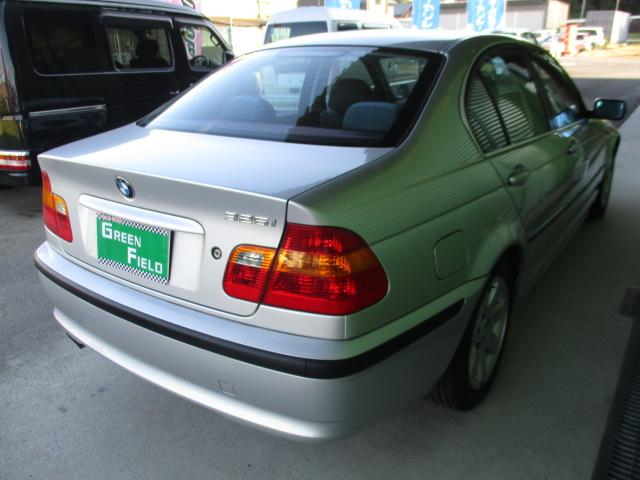 325i 純正16インチアルミ CD パワーシート 禁煙車(7枚目)