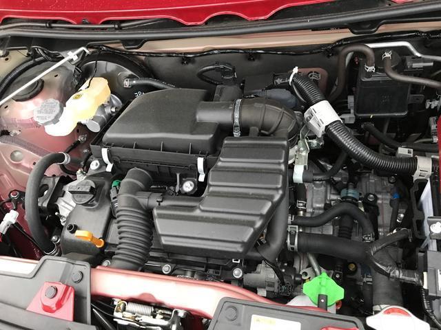 L 軽自動車 衝突被害軽減システム レッド 整備付 CVT(17枚目)
