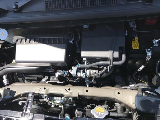 X 届出済未使用車 衝突被害軽減システム AC スマートキー(18枚目)