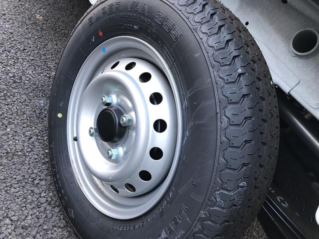 DX 届出済未使用車 4WD AC MT 軽トラック(6枚目)