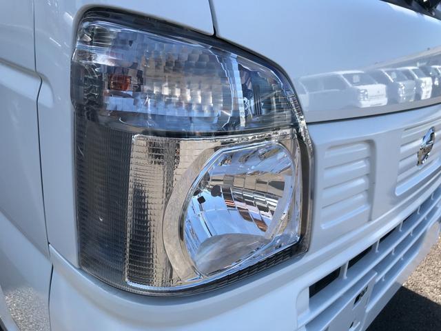 DX 届出済未使用車 4WD AC MT 軽トラック(17枚目)