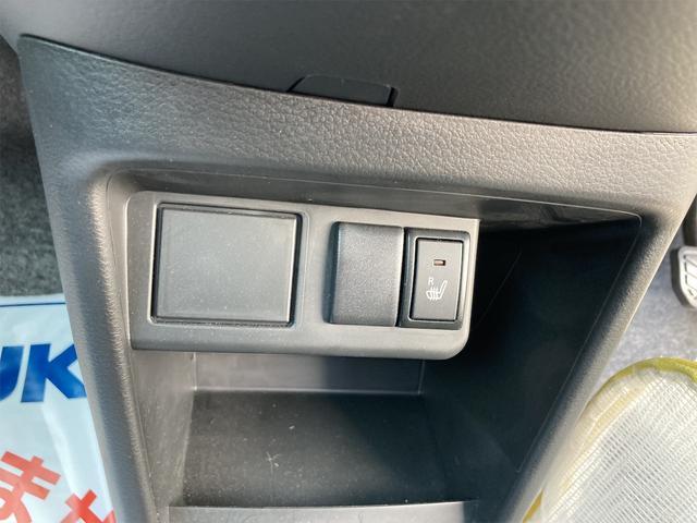 冬場や夏場はシートの心地が優れませんよね。上記のような課題をシートヒーターが解決します。どんなときでも快適にドライブが楽しめますね。
