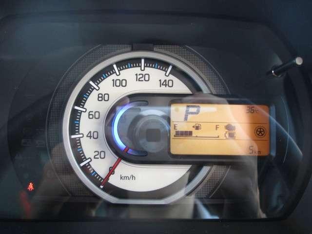 スズキ スペーシア ハイブリッドX 衝突被害軽減ブレーキ&アップグレードPKG