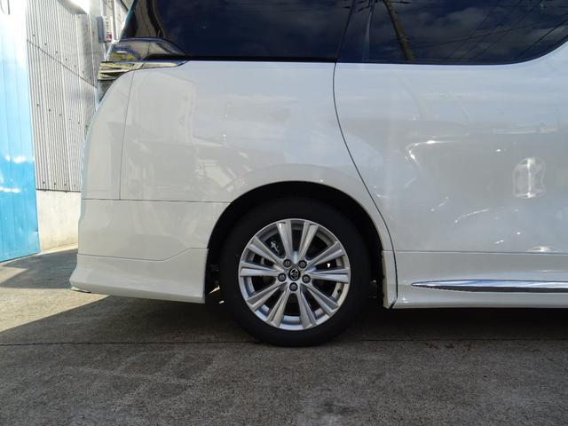 トヨタ ヴェルファイア 2.5Z Aエディション サンルーフ フルセグSDナビ