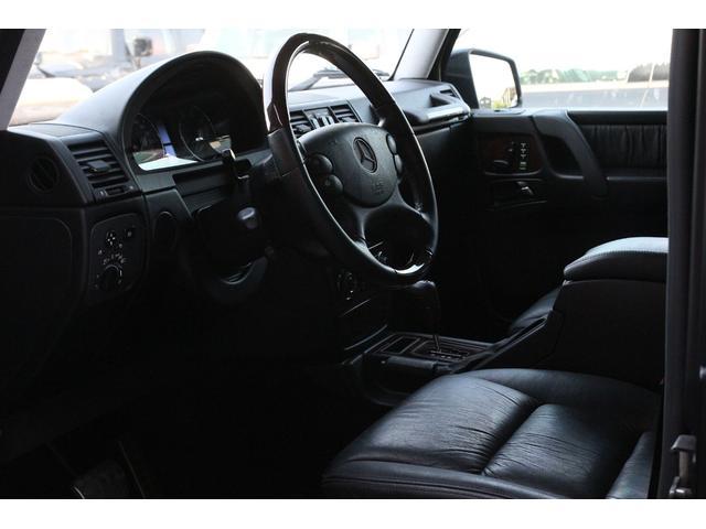 G500L BRABUSstyleマットブラックフルカスタム(11枚目)