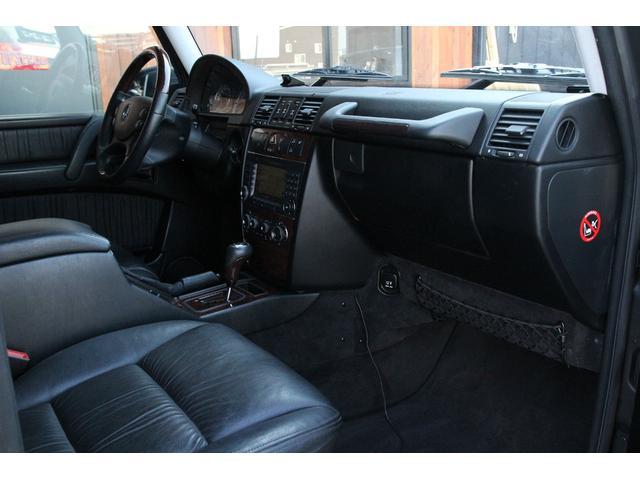 G500L BRABUSstyleマットブラックフルカスタム(20枚目)