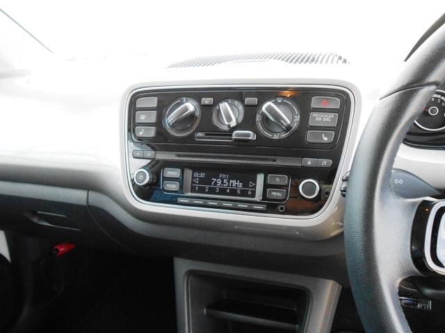 フォルクスワーゲン VW アップ! ハイ アップ! ドライブレコーダー シートヒーター ETC