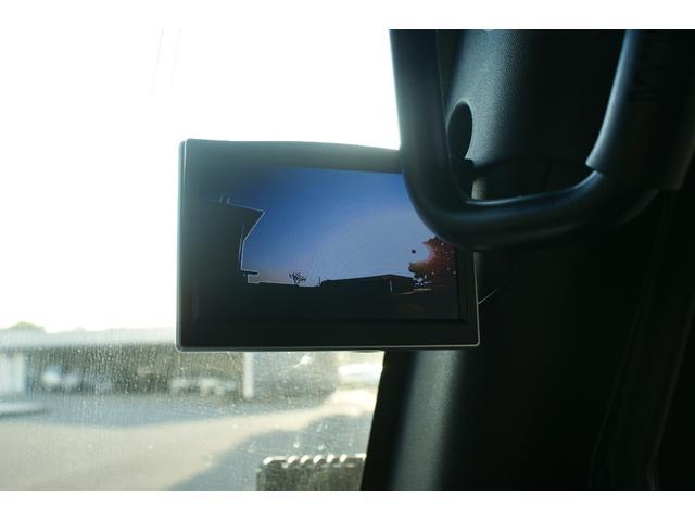 フロントカメラも付いていて視界バッチリです!