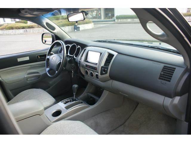 アクセスキャブ SR5 4WD AC AT 修復歴無 TV ナビ 左ハンドル AW オーディオ付 ETC(4枚目)