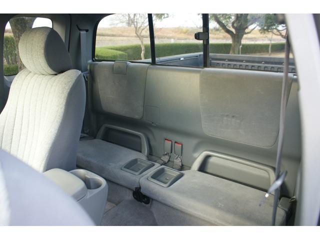 アクセスキャブ SR5 4WD AC AT 修復歴無 TV ナビ 左ハンドル AW オーディオ付 ETC(5枚目)