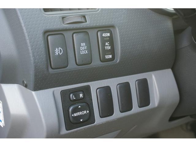 アクセスキャブ SR5 4WD AC AT 修復歴無 TV ナビ 左ハンドル AW オーディオ付 ETC(7枚目)