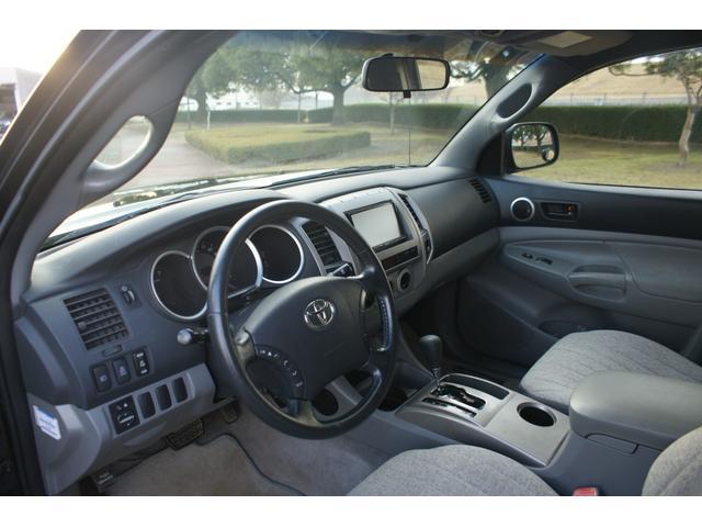 アクセスキャブ SR5 4WD AC AT 修復歴無 TV ナビ 左ハンドル AW オーディオ付 ETC(9枚目)