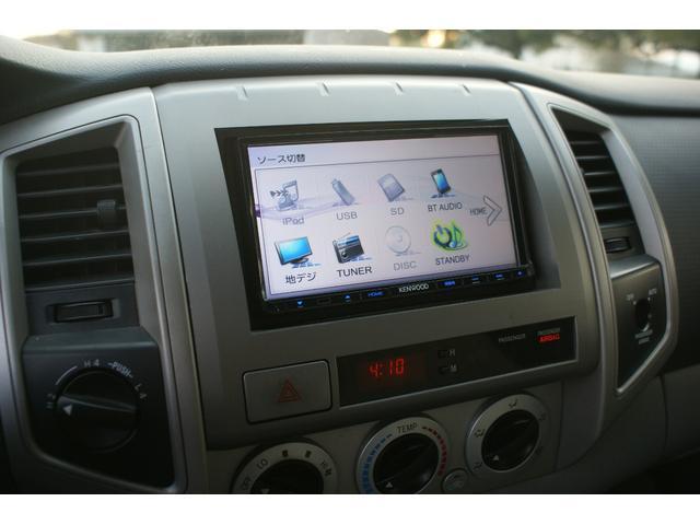 アクセスキャブ SR5 4WD AC AT 修復歴無 TV ナビ 左ハンドル AW オーディオ付 ETC(26枚目)