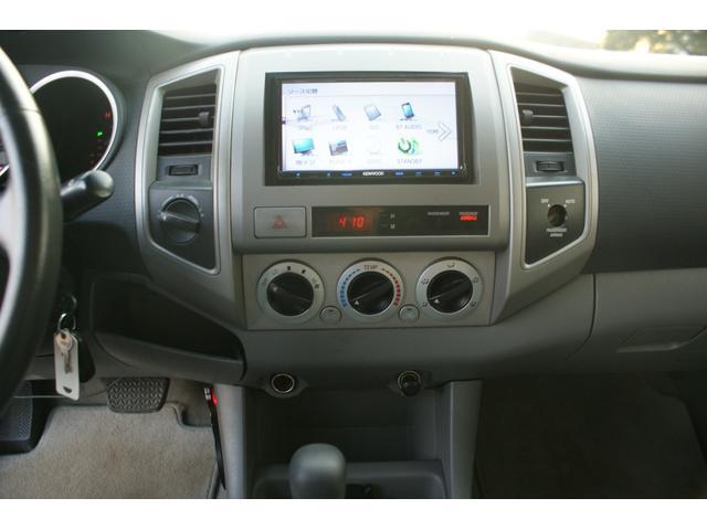 アクセスキャブ SR5 4WD AC AT 修復歴無 TV ナビ 左ハンドル AW オーディオ付 ETC(27枚目)