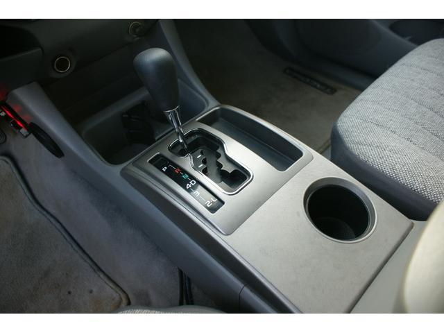 アクセスキャブ SR5 4WD AC AT 修復歴無 TV ナビ 左ハンドル AW オーディオ付 ETC(28枚目)