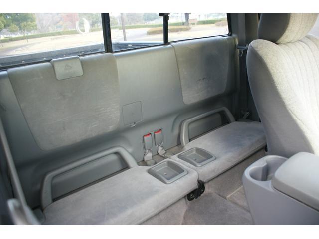 アクセスキャブ SR5 4WD AC AT 修復歴無 TV ナビ 左ハンドル AW オーディオ付 ETC(38枚目)
