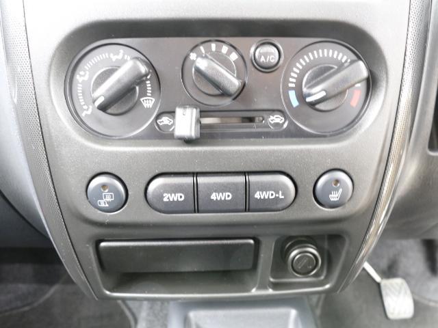 クロスアドベンチャーXC 4WD 5速MT メモリーナビ(17枚目)