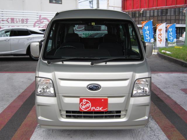 「スバル」「サンバーバン」「軽自動車」「愛知県」の中古車2