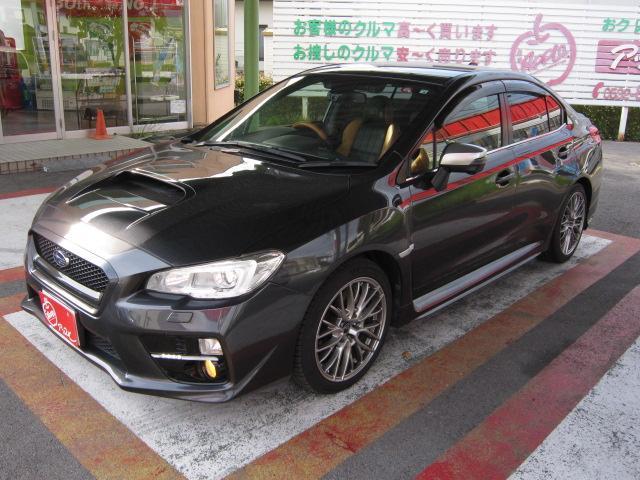 「スバル」「WRX S4」「セダン」「愛知県」の中古車3