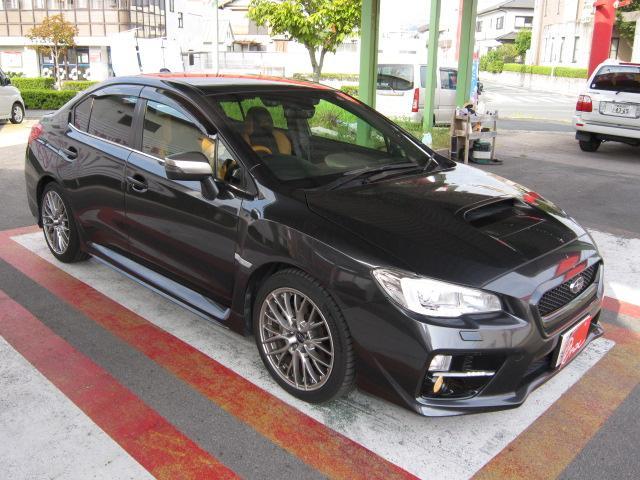 「スバル」「WRX S4」「セダン」「愛知県」の中古車9