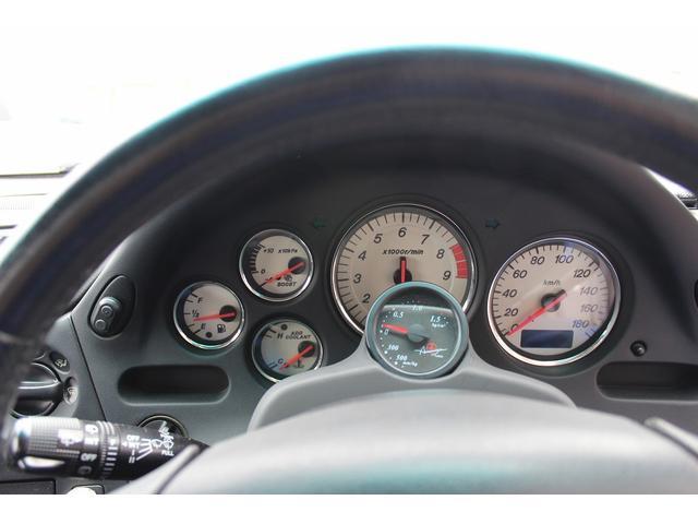 マツダ RX-7 タイプRB6型最終モデル、雨宮フルエアロ、タービン交換