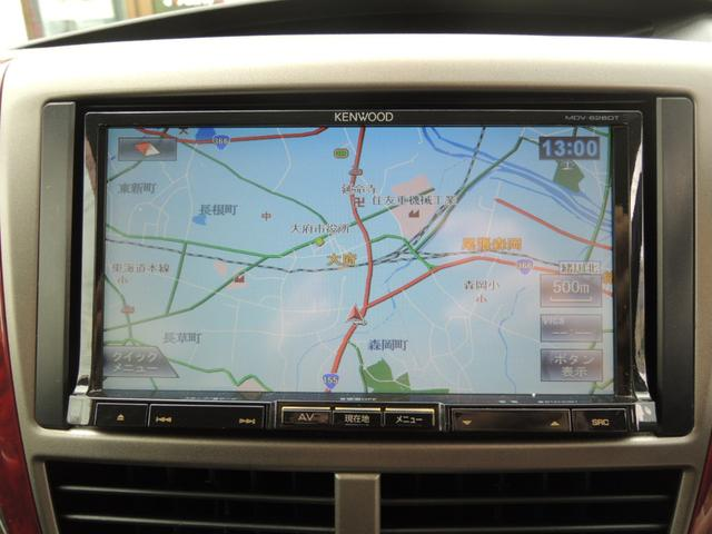 スバル フォレスター 2.0XT ターボ車SDナビ地デジフルセグETC買取車