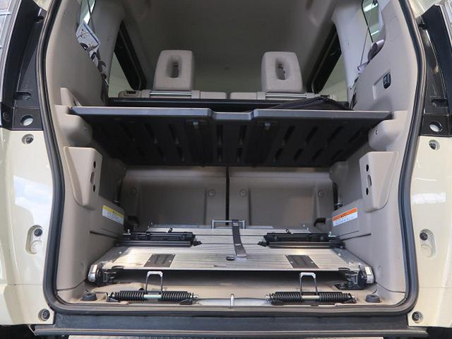 G・Lパッケージ 車いす仕様車・純正CDオーディオ・ステリモ(5枚目)