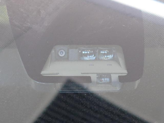 【セーフティセンスC】レーザーレーダーと単眼カメラで、事故の回避や衝突の被害を軽減することができます。安全運転を支援してくれます♪