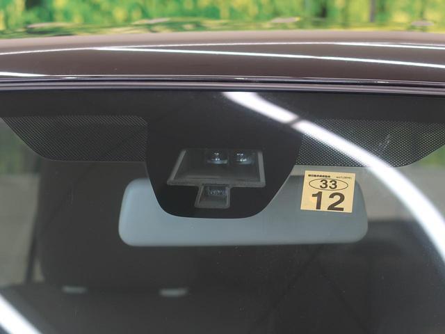 Fリミテッド 衝突被害軽減システム HIDヘッドライト プッシュスタート スマートキー 運転席シートヒーター 純正アルミホイール オートライト オートエアコン ウィンカーミラー バニティミラー 禁煙車(4枚目)