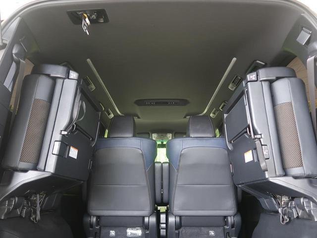 2.5Z Aエディション ゴールデンアイズ 禁煙車 SDナビ フルセグ DVD再生 電動リアゲート バックカメラ LEDヘッドライト 両側電動スライド クルーズコントロール 18インチアルミ ハーフレザーシート(16枚目)