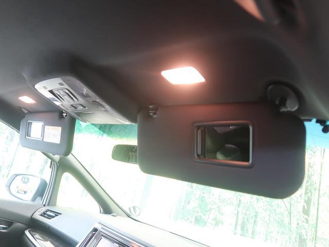 2.5Z Aエディション ゴールデンアイズ 禁煙車 SDナビ フルセグ DVD再生 電動リアゲート バックカメラ LEDヘッドライト 両側電動スライド クルーズコントロール 18インチアルミ ハーフレザーシート(39枚目)