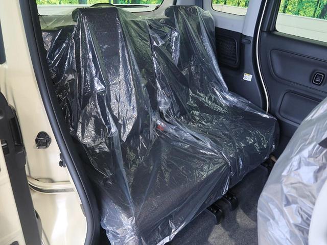 ハイブリッドG 届出済未使用車 衝突軽減装置 横滑り防止 コーナーセンサー アイドリングストップ プライバシーガラス オートエアコン オートライト リアワイパー ベンチシート(13枚目)