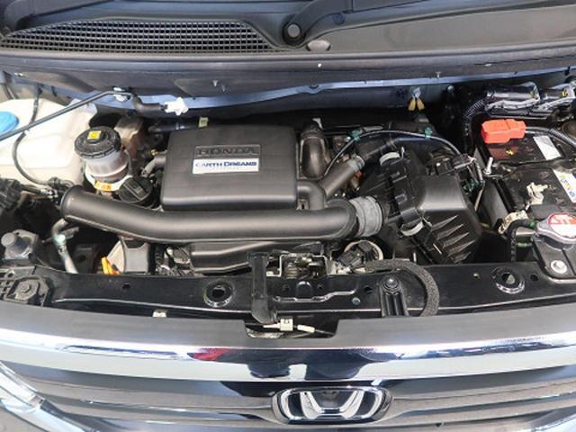 G・Lホンダセンシング 禁煙車 純正SDナビ バックカメラ レーダークルーズコントロール LEDヘッドライト プッシュスタート オートライト DVD再生 アイドリングストップ シートリフター バニティーミラー ABS(21枚目)