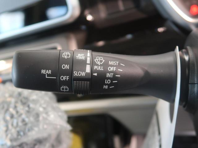ハイブリッドXS 禁煙車 両側電動スライドドア スズキセーフティサポート クリアランスソナー シートヒーター 車線逸脱警報機能 LEDヘッドライト LEDフロントフォグライト 純正アルミホイール ステアリングスイッチ(26枚目)