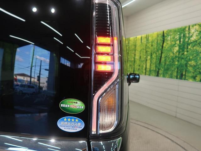 ハイブリッドXS 禁煙車 両側電動スライドドア スズキセーフティサポート クリアランスソナー シートヒーター 車線逸脱警報機能 LEDヘッドライト LEDフロントフォグライト 純正アルミホイール ステアリングスイッチ(39枚目)