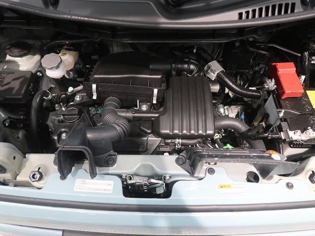 ハイブリッドG 届出済未使用車 衝突軽減装置 スマートキー 両側スライドドア オートエアコン 横滑り防止       プライバシーガラス ヘッドライトレベライザー 車線逸脱警報 オートライト コーナーセンサー(21枚目)