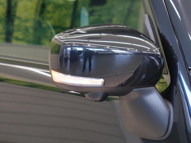 ハイブリッドXターボ メーカー9型ナビ 全周囲モニター ビルトインETC 前席シートヒーター クリアランスソナー LEDヘッドライト ターボ車 純正アルミホイール 車線逸脱警報 レーダークルーズコントロール スマートキー(39枚目)